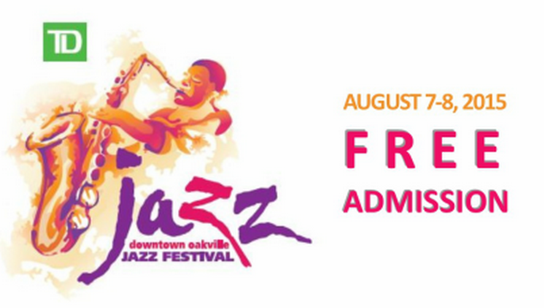 Downtown Oakville Jazz Festival
